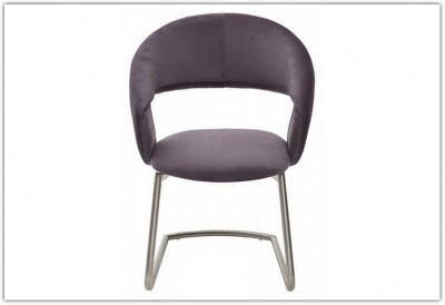 Стул VILLUS Grey Fabric